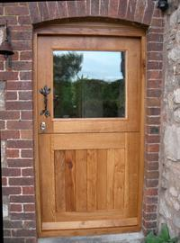 Pawswood doors for Front doors that let in light